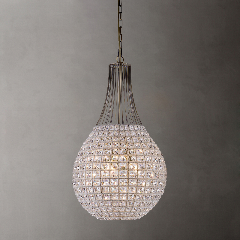 Tear Collection Pendant Lamp 1713D40