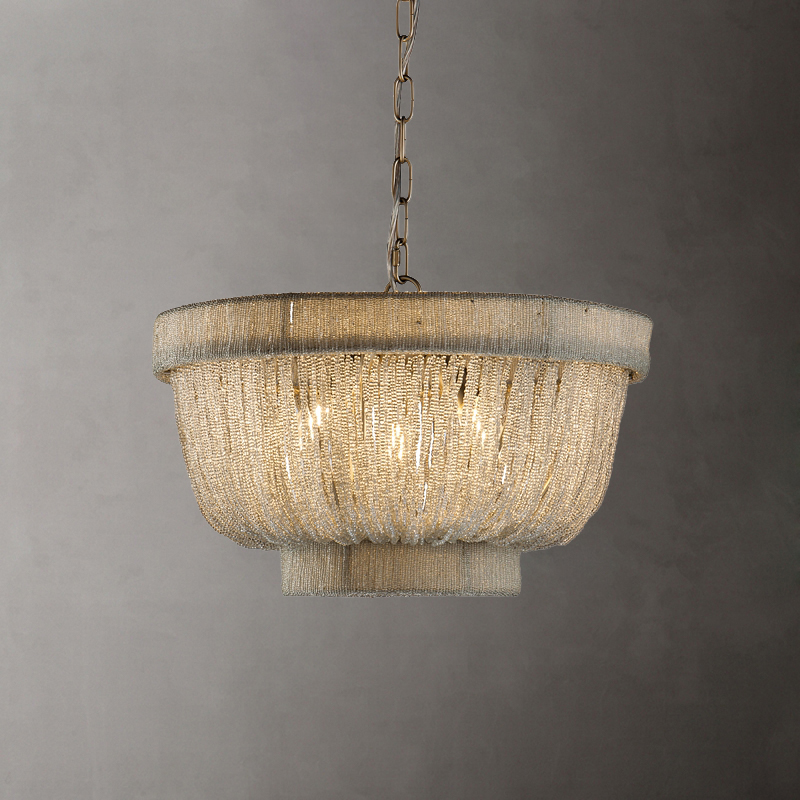 Pier Collection Pendant Lamp 1823D45BCS
